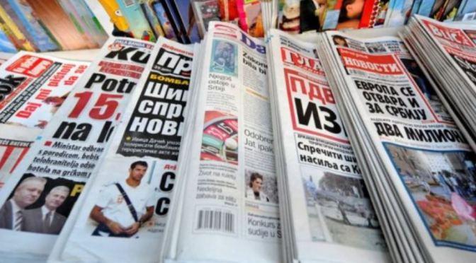 serbian-newspapers