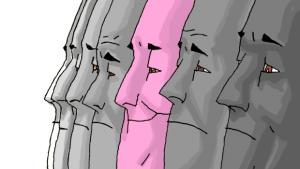Ilustracija: Đorđe Matić, preuzeto sa: CINS