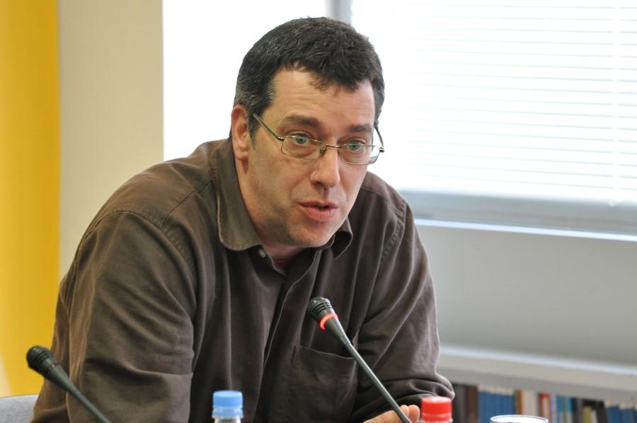 Branko Čečen, direktor CINS-a; foto: mc.rs