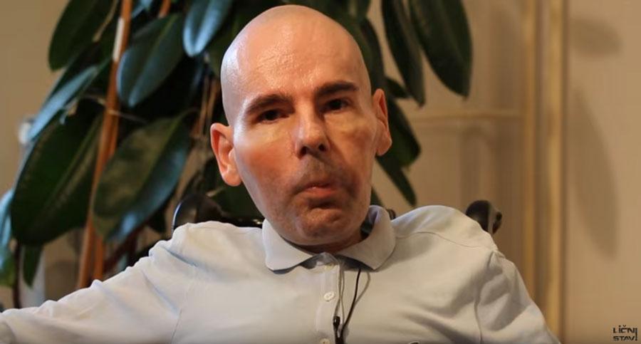 Nenad Mihailović, autor emisije Lični stav (Foto: Youtube Screenshot / Lični stav)