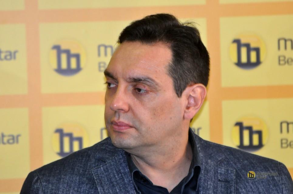 Ministar rada Aleksandar Vulin; Foto: mc.rs