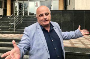 Zoran Stijović / Foto: Slavko Ćuruvija fondacija