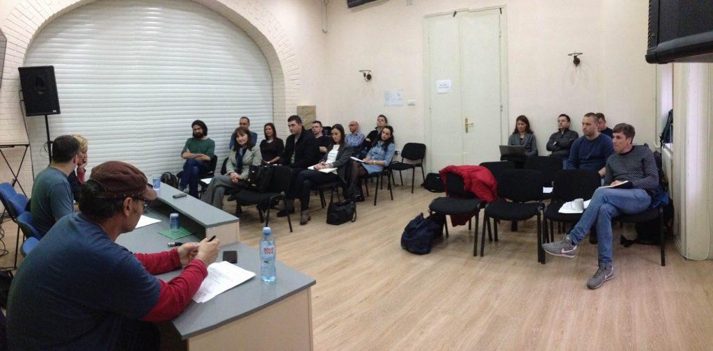 Skupština Asocijacije onlajn medija u Novom Sadu (Foto: Saša Trifunović)