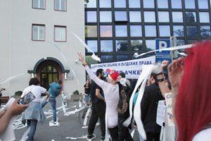 Foto: foNet / Protest protiv diktature