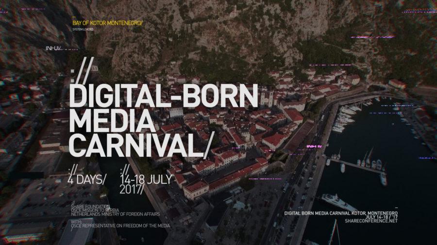 Digital-Born-Media-Carneval-Press photo