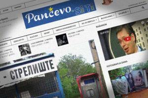 Novi portal kao reakcija na blokadu medijskog prostora; Foto: pancevo.city