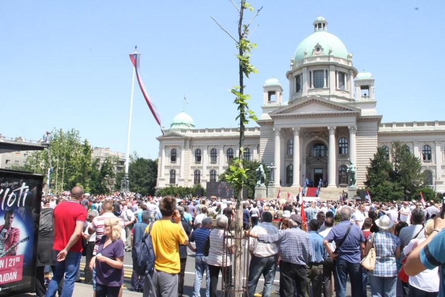 Foto: FoNet / Aleksandar Levajković