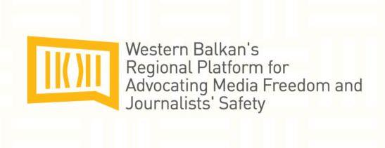 Regionalna platforma Zapadnog Balkana - logo