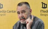 """""""Blic"""" se na saradnji zahvalio i kolumnisti Dragoljubu Žarkoviću"""