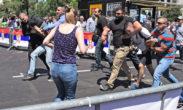 Fotoreporter koji je zabeležio napade na novinare: Mislio sam da ih policija privodi