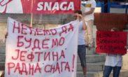 Štrajk u Fijatu i beda novinarstva: Propaganda vlasti muti istinu o teškom položaju radnika