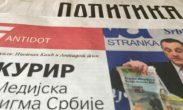 Medijske manipulacije protiv kritike vlasti