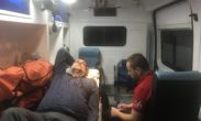 Vukašin Obradović prevezen u bolnicu