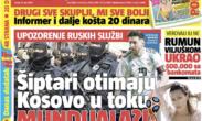 Albanci nisu napali sever Kosova tokom Mundijala
