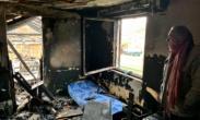 U spaljenoj kući Milana Jovanovića: Preživeo sam samo zahvaljujući supruzi