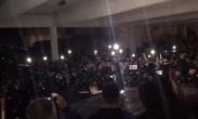 """Protest """"1 od 5 miliona"""": Kordon policije ispred RTS-a, demonstranti se razišli"""