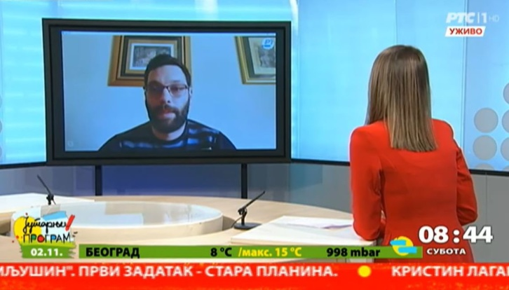 Zadranin koji prepravlja grafite mržnje: RTS bez srama cenzurisao intervju u kome pominjem Vučića